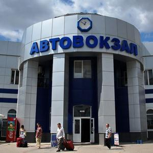 Автовокзалы Пушкино