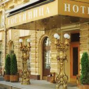 Гостиницы Пушкино