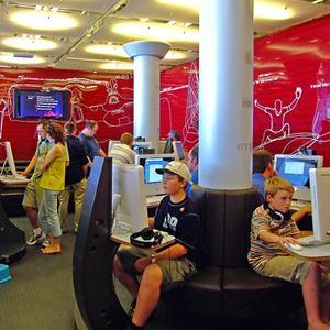 Интернет-кафе Пушкино