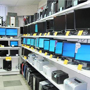 Компьютерные магазины Пушкино