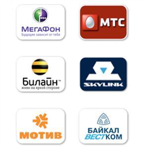Операторы сотовой связи Пушкино