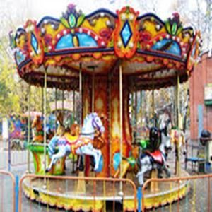Парки культуры и отдыха Пушкино