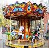 Парки культуры и отдыха в Пушкино