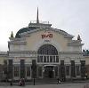 Железнодорожные вокзалы в Пушкино