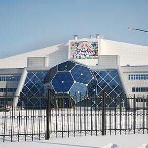 Спортивные комплексы Пушкино