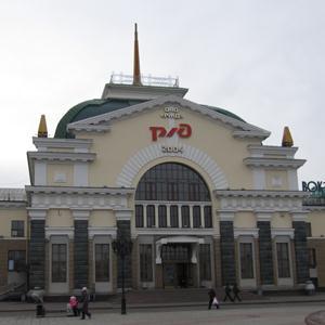 Железнодорожные вокзалы Пушкино