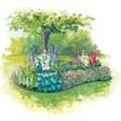 Загородный клуб Юна-Лайф - иконка «сад» в Пушкино